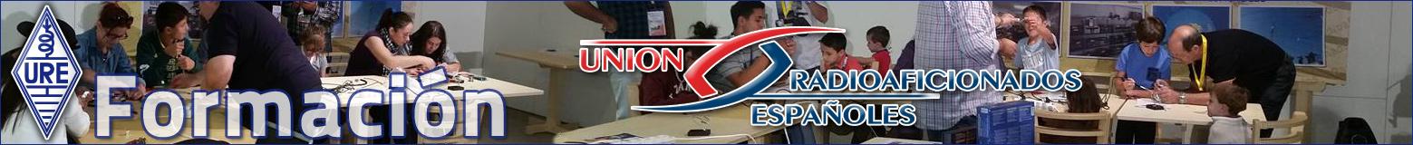 Formación Unión Radioaficionados Españoles